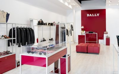La suiza bally abre una tienda pop up en la roca village - Bally madrid ...