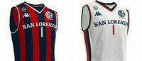 Kappa, el nuevo patrocinador del equipo de baloncesto San Lorenzo