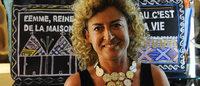 Ilaria Venturini Fendi a Palermo per 'made in prison'