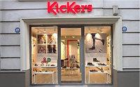 Kickers abre em Barcelona sua primeira loja fora de França