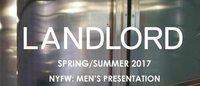 新進ブランド「ランドロード」が急成長中、NYでプレゼンテーション実施