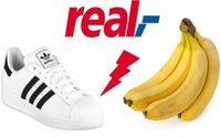 adidas-Produkte nicht mehr neben Lebensmitteln
