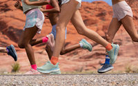 Hoka One One collaborates with Outdoor Voices on footwear collection