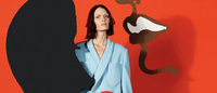 Francia condecora a la modista Sonia Rykiel con la Orden del Mérito
