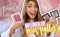La youtuber Pautips lanza su línea de maquillaje en Colombia