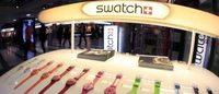 Swatch kommt trotz Franken-Schock gut ins neue Jahr
