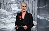 Maria Grazia Chiuri erhält Legion d'Honneur-Auszeichnung