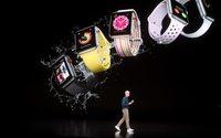 Apple présente une nouvelle Apple Watch