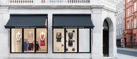 クリストファー・ケイン、世界初の旗艦店をロンドンにオープン