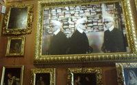 Karl Lagerfeld prend la pause au milieu des chefs-d'œuvre de la Renaissance