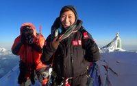 Uniqlo faz da jovem alpinista Marin Minamiya sua 1.ª embaixatriz global