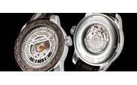 Baselworld: a piece of the Eiffel Tower in a Saint Honoré watch