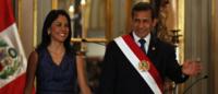 Primeira-dama do Peru gasta US$ 38 mil em joias, vestidos e outros luxos