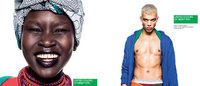 Benetton goes cosmopolitan for new campaign