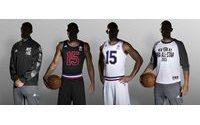 Las equipaciones del 'All-Star' de la NBA homenajean al baloncesto neoyorquino