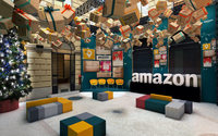 Il pop-up store di Amazon arriva in Italia, a Milano