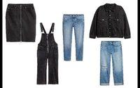 H&M, nuova linea denim donna in cotone riciclato