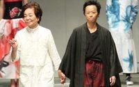 Ex-leper takes to Tokyo runway to fight stigma