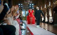 Giambattista Valli x H&M showcases romantic collaboration in Rome