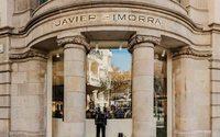 Javier Simorra inaugura su flagship en Barcelona