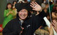 Le créateur de mode Kansai Yamamoto décédé à 76 ans