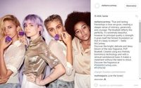 Lourdes Leon reteams with Stella McCartney for new fragrance launch