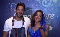 Sempre Livre leva Anitta a viver um dia de Eva no Carnaval de Salvador