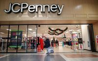 J.C. Penney beats same-store sales forecasts, shares surge 20 percent