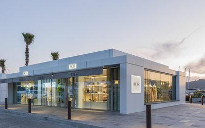 a8d086f9c7 Oscar de la Renta inaugura su primera tienda propia en México ...