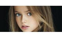 Kristina Pimenova is already a top model at 10