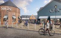 Caledonia Park designer village refurb reaches major milestone
