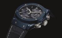 Hublot: Pelé enthüllt die neue Uhr der UEFA Champions League