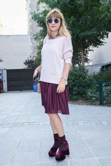 Street Fashion Paris N°254