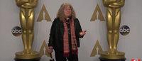 「マッドマックス」でアカデミー賞受賞の衣装デザイナー、授賞式での装いが話題