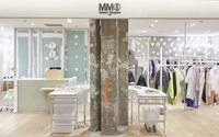 Margiela tests new retail concept for MM6 at Printemps Haussmann in Paris