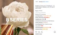 Burberry se suma a la carrera por renovar sus productos mensualmente
