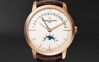 Mr Porter si rafforza negli orologi di lusso con Vacheron Constantin