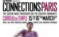 Le salon de l'industrie créative Connections se tient les 15 et 16 mars