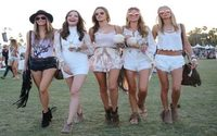 Los ángeles de Victoria's Secret dan el pistoletazo de salida a Coachella 2017