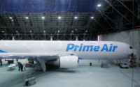 Amazon boosts delivery capabilities with expansion of Air network