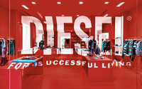 Diesel brings new pop-up concept to Amsterdam PC Hoofstraat and Tyson's Corner Center