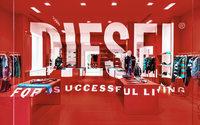 Diesel installe son nouveau concept de pop-up à Amsterdam et aux Etats-Unis