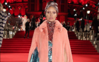 "Chi è Adwoa Aboah, la modella dell'anno dei ""British Fashion Awards"""