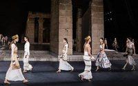 Chanel camina como un egipcio en Nueva York
