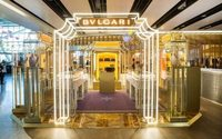 Bulgari opens pop-up at Heathrow Terminal 5