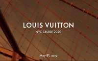 Louis Vuitton: la Cruise Collection s'imbarca per New York