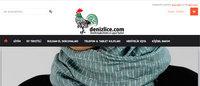 Denizli'nin tekstil ürünleri 'tık'la Türkiye pazarında