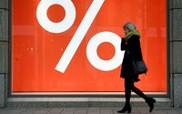 German retail sales show biggest drop since May 2011