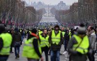 Gilets jaunes : faible mobilisation pour l'acte V ce samedi