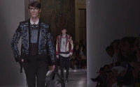 Balmain, in New Wave mood, booms under Olivier Rousteing
